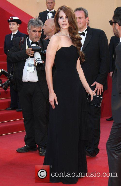Lana Del Rey and Cannes Film Festival 4