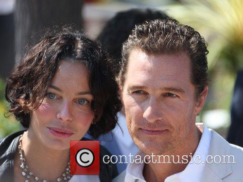 Lisa Maria Falcone, Matthew Mcconaughey and Cannes Film Festival