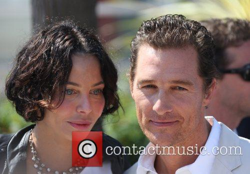 Lisa Maria Falcone, Matthew Mcconaughey and Cannes Film Festival 3