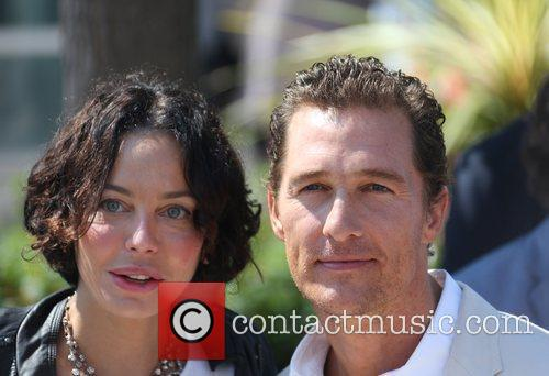Lisa Maria Falcone, Matthew Mcconaughey and Cannes Film Festival 4