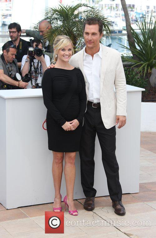 Reese Witherspoon and Matthew Mcconaughey 7