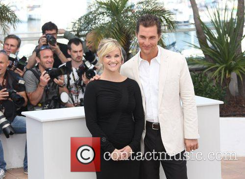 Reese Witherspoon and Matthew Mcconaughey 11