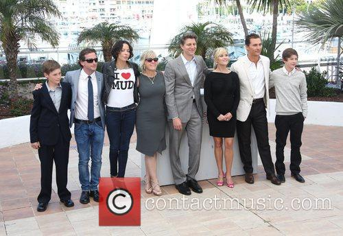 Lisa Maria Falcone, Matthew Mcconaughey, Reese Witherspoon, Sarah Green, Cannes Film Festival and Tye Sheridan 2