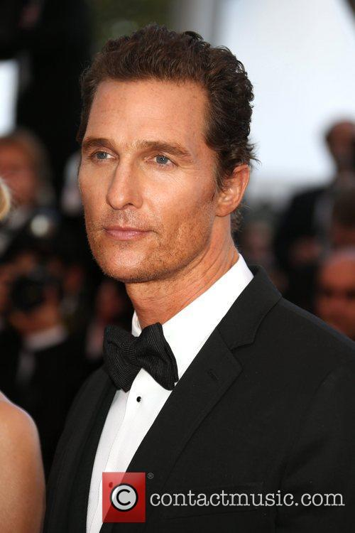 Matthew Mcconaughey and Cannes Film Festival 2