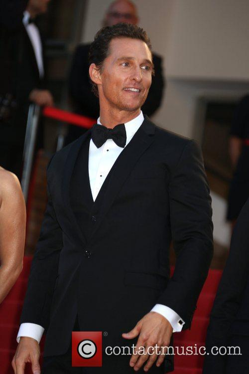 Matthew Mcconaughey and Cannes Film Festival 4