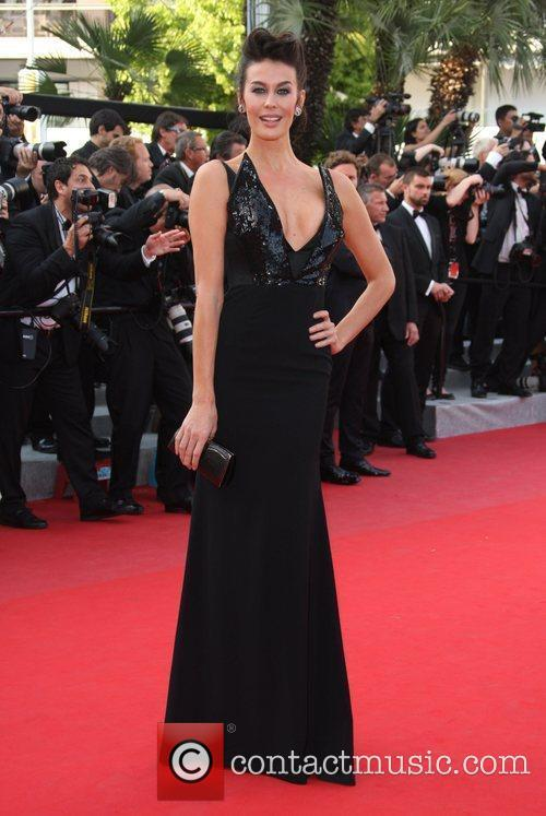 Megan Gale and Cannes Film Festival 2