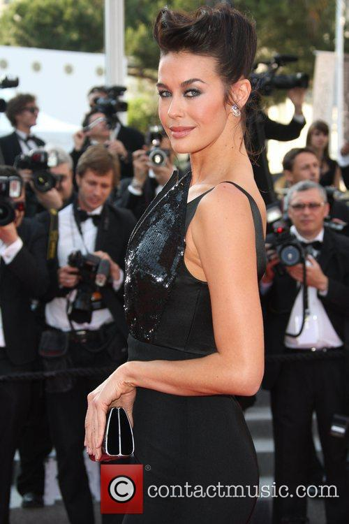 Megan Gale and Cannes Film Festival 1