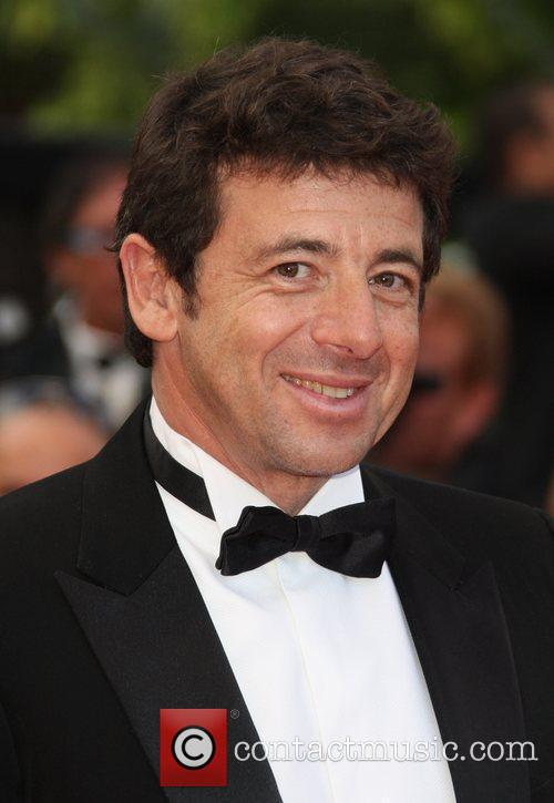 patrick bruel mud premiere during the 65th 3910506