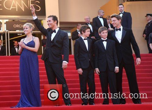 Reese Witherspoon, Matthew Mcconaughey, Tye Sheridan and Jacob Lofland 10