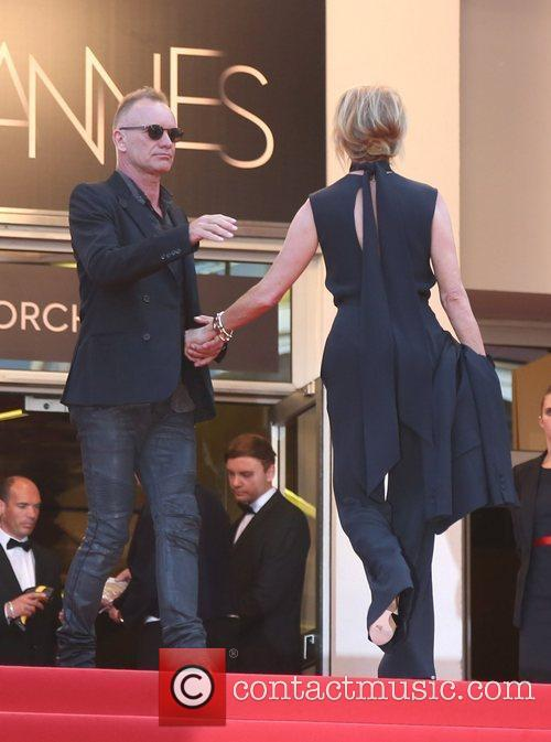 Trudie Styler, Sting and Cannes Film Festival 2
