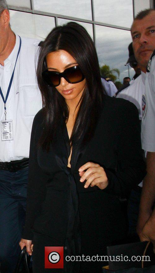 Kim Kardashian and Cannes Film Festival 8