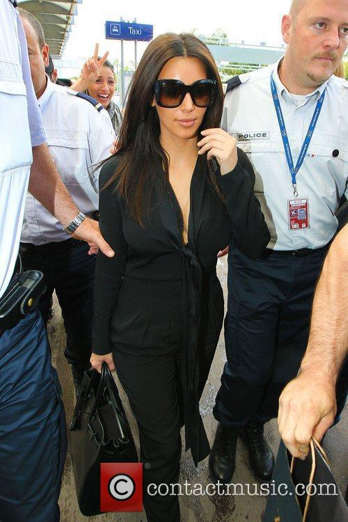 Kim Kardashian and Cannes Film Festival 3