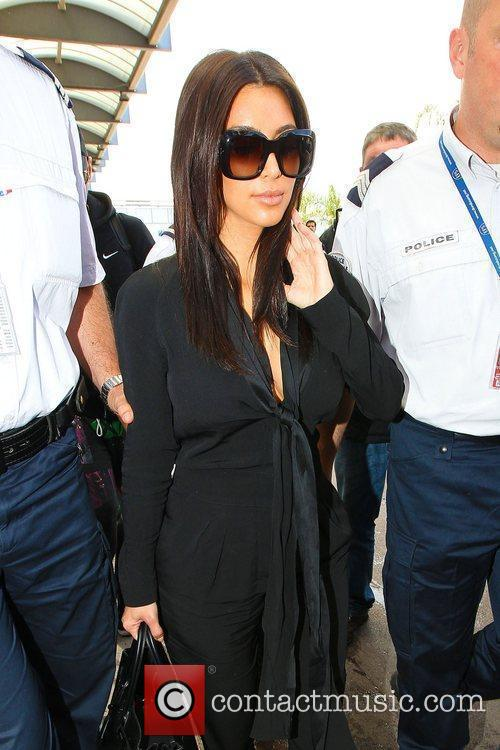 Kim Kardashian and Cannes Film Festival 6