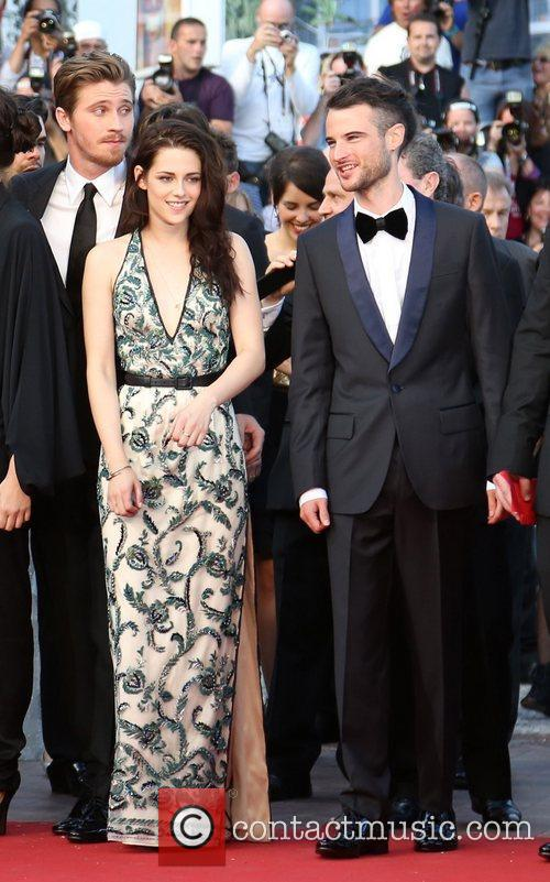 Tom Sturridge, Kristen Stewart and Cannes Film Festival 2