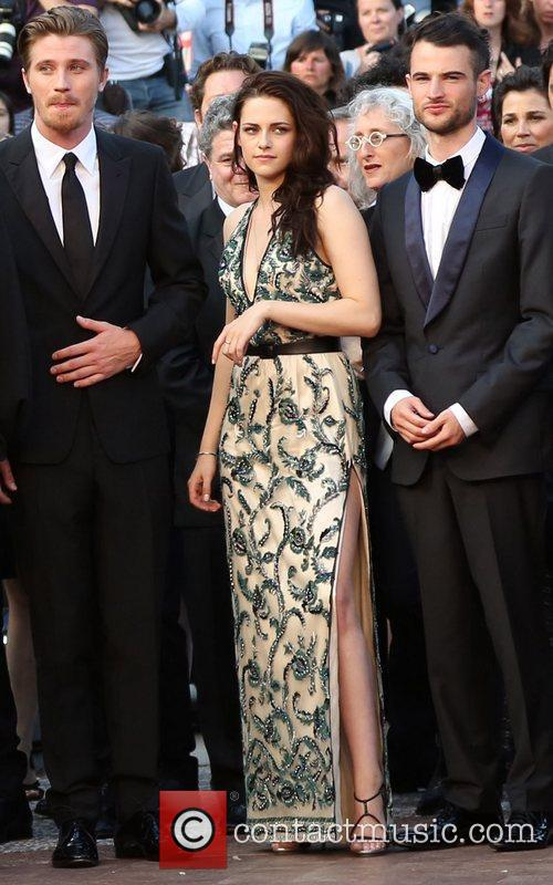 Tom Sturridge, Kristen Stewart and Cannes Film Festival 3