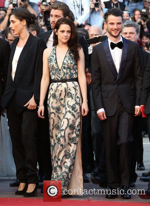 Tom Sturridge, Kristen Stewart and Cannes Film Festival 1