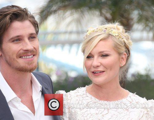 Garrett Hedlund, Kirsten Dunst, Cannes Film Festival