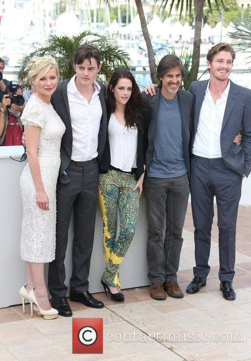 Kirsten Dunst, Garrett Hedlund, Kristen Stewart, SAM RILEY, Walter Salles, Cannes Film Festival