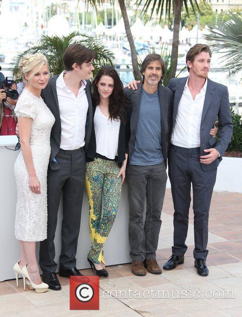 Kirsten Dunst, Garrett Hedlund, Kristen Stewart, Sam Riley, Walter Salles and Cannes Film Festival 8