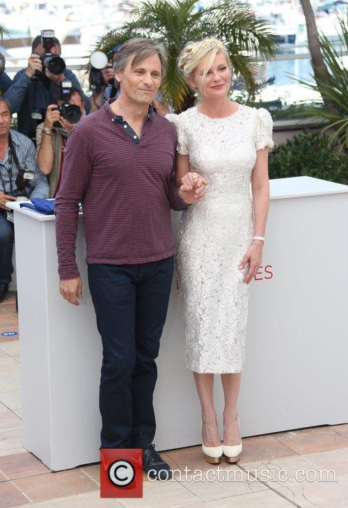 Viggo Mortensen, Kirsten Dunst and Cannes Film Festival 1