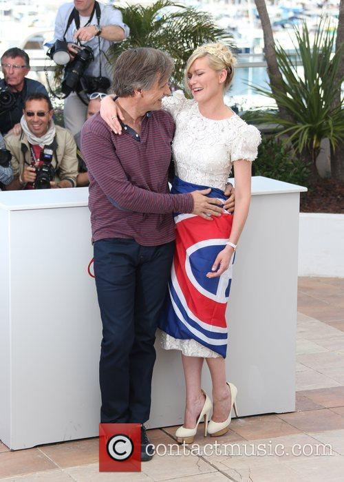 Viggo Mortensen, Kirsten Dunst and Cannes Film Festival 6