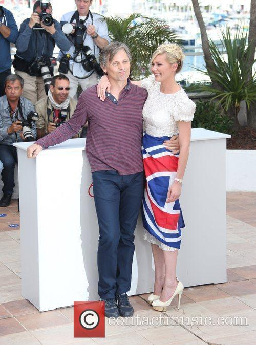 Viggo Mortensen, Kirsten Dunst and Cannes Film Festival 7