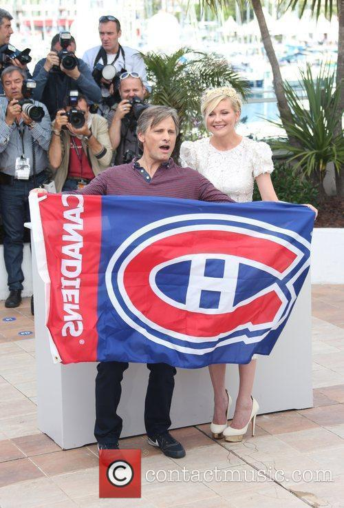 Viggo Mortensen, Kirsten Dunst and Cannes Film Festival 8