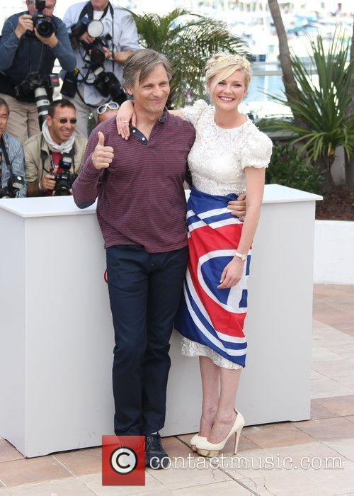 Viggo Mortensen, Kirsten Dunst and Cannes Film Festival 11