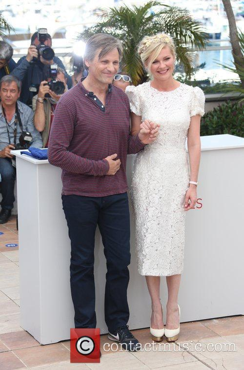 Viggo Mortensen, Kirsten Dunst, Cannes Film Festival
