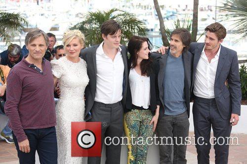 Viggo Mortensen, Garrett Hedlund, Kirsten Dunst, Kristen Stewart, Sam Riley, Walter Salles and Cannes Film Festival 4