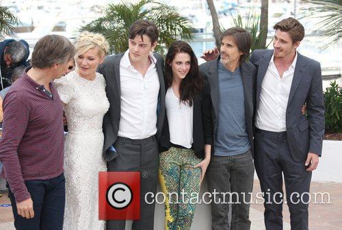 Viggo Mortensen, Garrett Hedlund, Kirsten Dunst, Kristen Stewart, Sam Riley, Walter Salles and Cannes Film Festival 5