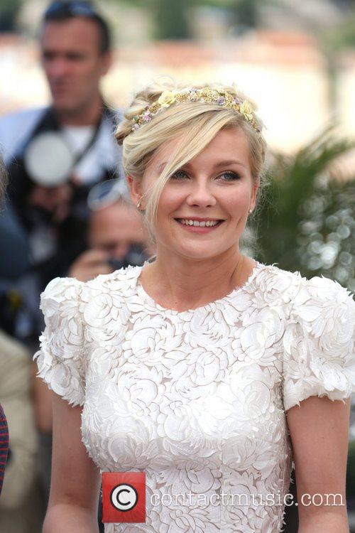 Kirsten Dunst Photocall for 'On The Road' during...