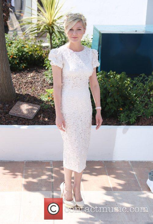 Kirsten Dunst and Cannes Film Festival 2