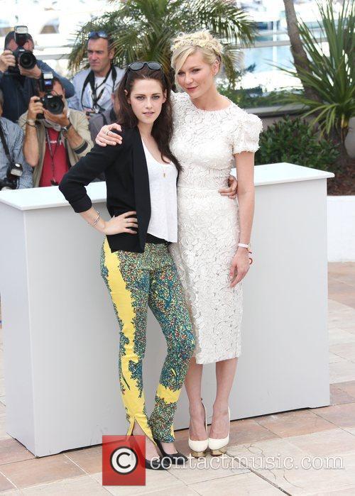 Kristen Stewart, Kirsten Dunst and Cannes Film Festival 2
