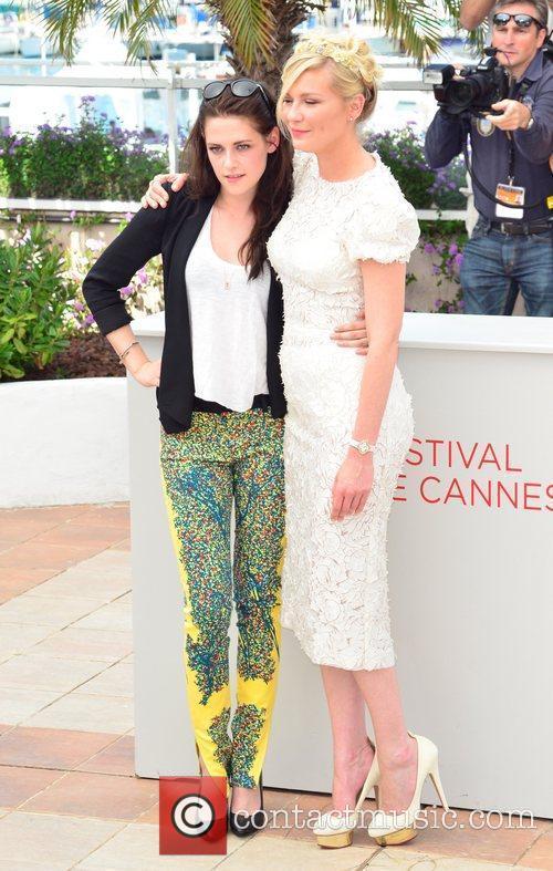 Kristen Stewart, Kirsten Dunst and Cannes Film Festival 3