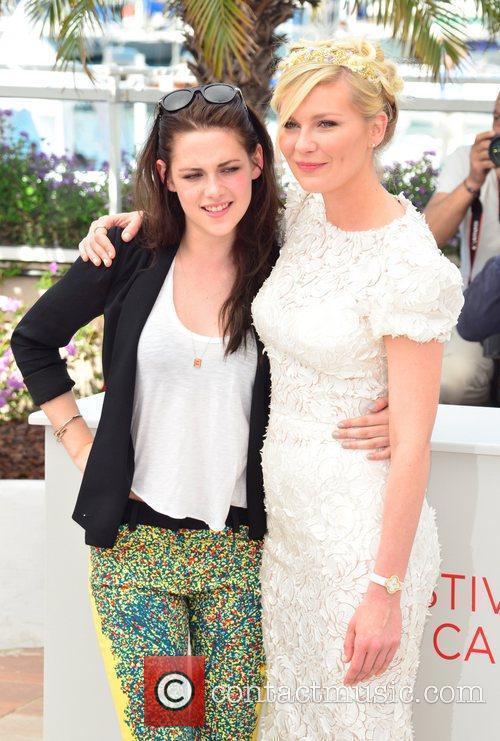 Kristen Stewart, Kirsten Dunst and Cannes Film Festival 4