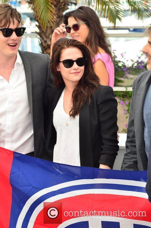 Sam Riley and Kristen Stewart 2