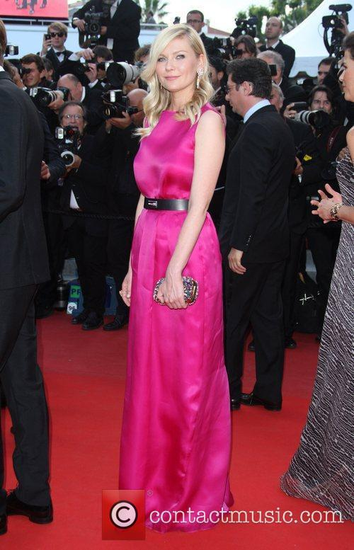 Kirsten Dunst 'On the Road' premiere during the...