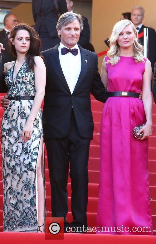 Kristen Stewart, Kirsten Dunst, Viggo Mortensen and Cannes Film Festival 2