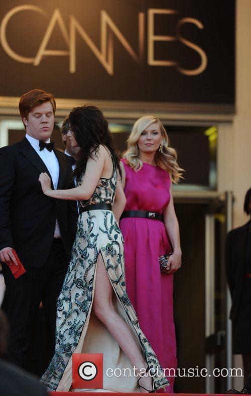 Kristen Stewart, Kirsten Dunst and Cannes Film Festival 7