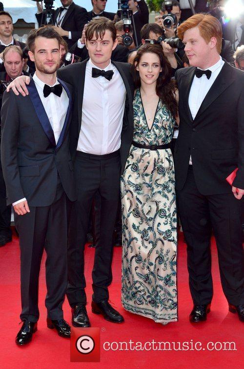 Tom Sturridge, Kristen Stewart, Sam Riley and Cannes Film Festival 2