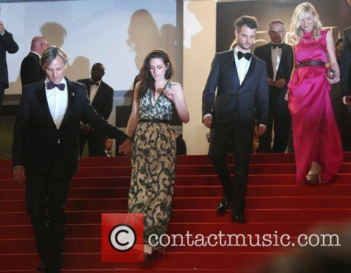Kirsten Dunst, Kristen Stewart, Tom Sturridge, Viggo Mortensen and Cannes Film Festival 1