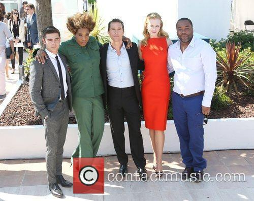 Zac Efron, Lee Daniels, Macy Gray, Matthew Mcconaughey, Nicole Kidman and Cannes Film Festival 2
