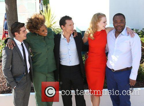 Zac Efron, Lee Daniels, Macy Gray, Matthew Mcconaughey, Nicole Kidman and Cannes Film Festival 3
