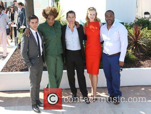 Zac Efron, Lee Daniels, Macy Gray, Matthew Mcconaughey, Nicole Kidman and Cannes Film Festival 4