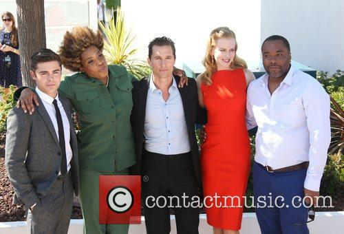 Zac Efron, Lee Daniels, Macy Gray, Matthew Mcconaughey, Nicole Kidman and Cannes Film Festival 5
