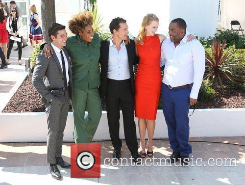 Zac Efron, Lee Daniels, Macy Gray, Matthew Mcconaughey, Nicole Kidman and Cannes Film Festival 6