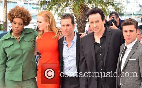 Macy Gray, John Cusack, Matthew Mcconaughey, Nicole Kidman, Zac Efron and Cannes Film Festival 2