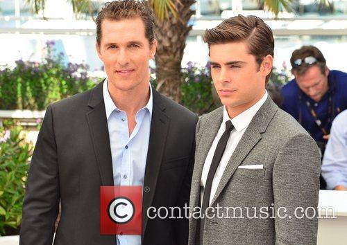 Matthew Mcconaughey, Zac Efron and Cannes Film Festival 2