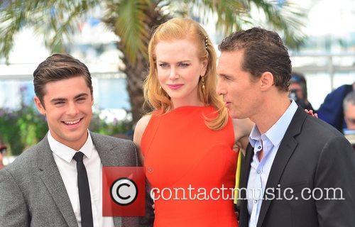 Zac Efron, Matthew Mcconaughey, Nicole Kidman and Cannes Film Festival 7